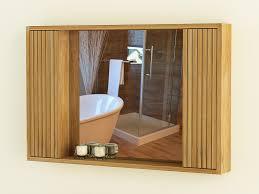 spiegelschrank turin 01 teakholz 140 cm wandspiegel