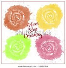 Big Cute Set Of Hand Drawing Feathers And Dream Catcher On Watercolor Background Vector Illustration Ethnic Elements