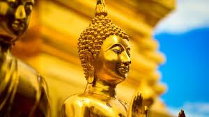 Wallpaper Buddha Statue Gautama Thailand HD 4K World 3038