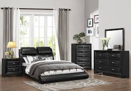 torrin black 5 pc queen bedroom badcock home furniture more of