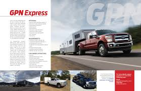 The Transportation Company GPN Express Offers Drivers