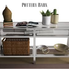 Pottery Barn Tanner Long Console Table - Polished Nickel Finish By ... Pottery Barn Tanner Coffee Table Style Bitdigest Design Famous Knock Off Townsend For Sale Round Pertaing To Console Polished Nickel Finish Au Nesting Side Tables Bronze Uncategorized Ideas Interior Decor Griffin Au And Gorgeous 61 Inspiring Used