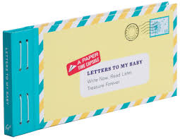 Letters to My Baby Write Now Read Later Treasure Forever Lea