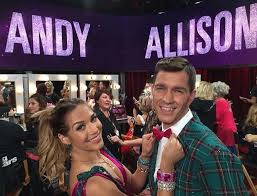 Allison Holker And Andy Grammer BindiDancingDanceProm