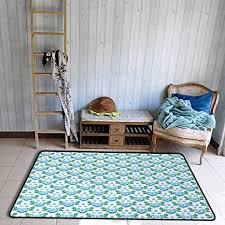 de teppich vintage blaue und