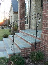 Exterior Handrail | Products I Love | Pinterest | Exterior ... Metal And Wood Modern Railings The Nancy Album Modern Home Depot Stair Railing Image Of Best Wood Ideas Outdoor Front House Design 2017 Including Exterior Railings By Larizza Custom Interior Wrought Iron Railing Manos A La Obra Garantia Outdoor Steps Improvements Repairs Porch Steps Cable Rail At Concrete Contemporary Outstanding Backyard Decoration Using Light 25 Systems Ideas On Pinterest Deck Austin Iron Traditional For