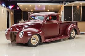 1940 Ford Pickup | Classic Cars For Sale Michigan: Muscle & Old Cars ... 1940 Ford Pickup Classic Cars For Sale Michigan Muscle Old Coupe Stock Photos Images Alamy For Sold Youtube 135101 Rk Motors Trucks Best Image Truck Kusaboshicom A Different Point Of View Hot Rod Network Motor Company Timeline Fordcom On 1997 Explorer Chassis Enthusiasts Streetside Classics The Nations Trusted 1940s Short Bed Editorial Photo