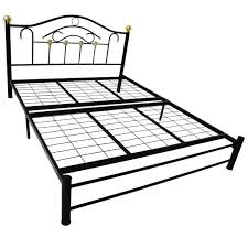 Queen Size Bed Frame And Box Spring Combination Metal For Sale Costco Canada