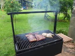 Bbq Pit Sinking Spring by Backyard Grill Ideas Christmas Lights Decoration