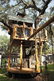 A Very Cool Tree House In Truchas NM