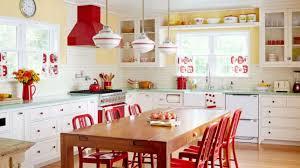 decoration cuisine la cuisine retro vintage garantit un véritable dépaysement vers le