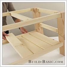 build a diy coffee table u2039 build basic