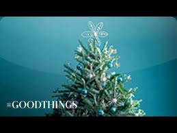 Good Things How To String Lights On A Christmas Tree