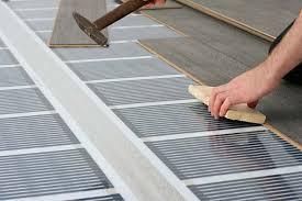 excellent radiant floor heating systems inside heated bathroom