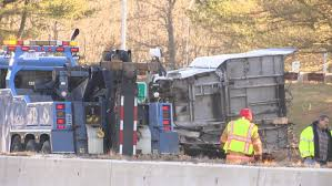 Tractor-trailer Jackknifes On I-95, Brings Traffic To Stop | WJAR 2 Ctortrailers Dump Truck 6 Cars Crash On I95 Shutting Down Tctortrailer Jackknifes On Brings Traffic To Stop Wjar Data Suggests Free Wifi Charging Stations Help Drive Rest Stop Choices Flying J Truck In Va Mm 104 Youtube Truckdriverworldwide Stops A Little Tour Of The Petro Kenly 95 Off Exit 107 Inrstate South Johnston County Aaroads North Carolina Virginia Parking Study Traffic Alert All Lanes Back Open After Crash Goes Up Flames Milford Nc Adventures Trucking Pinterest