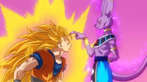 Beerus Literally Embarrassed Gokus SSJ 3 Form