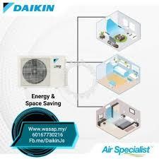 air conditioner daikin multi split inverter r32 home appliances kitchen for sale in johor bahru johor mudah my
