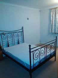 Antique Wrought Iron King Headboard by Bed Frames Metal King Headboard And Footboard White Metal Bed