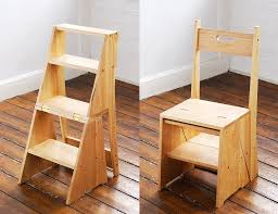 53 Wooden Kitchen Step Stool, Kitchen Step Stool, Wooden ...