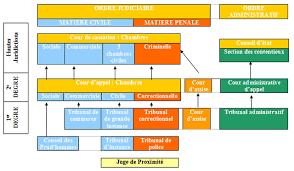 cour d assise definition l organisation juridictionnelle en cours de droit