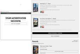 PSA] AMD Rewards Now Requires You To Connect A Steam Account ... Xbox Coupon Codes Ccinnati Ohio Great Wolf Lodge Reddit Steam Coupons Pr Reilly Team Deals Redemption Itructions Geforce Resident Evil 2 Now Available Through Amd Rewards Amd Bhesdanet Is Broken Why Game Makers Who Abandon Steam 20 Off Model Train Stuff Promo Codes Top 2019 Coupons Community Guide How To Use Firsttimeruponcode The Junction Fanatical Assistant Browser Extension Helps Track Down Terraria Staples Laptop December 2018 Games My Amazon Apps