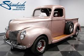 1940 Ford Pickup | Streetside Classics - The Nation's Trusted ... Ford F100 Pickup Truck 1970 Review Youtube 1954 Pickup Classic Pick Up Truck From Arizona See Old Small Ford Trucks Beautiful Autostrach Photos Classic 4x4 Click On Pic Below To See Vehicle Larger For Vintage Truck Photography Photo Feature 1936 Model 68 Classic Rollections 1940 Red 124 Scale American Diecast 1962 Classics For Sale Autotrader Custom Built Allwood Why Vintage Trucks Are The Hottest New Luxury Item Readers Rides Hot Rod Network
