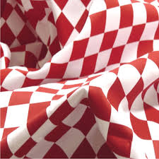 Checkered Flag Curtains Uk by Chequered Flag 1 Inch Squares Fabric Uk