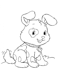 Amazing Coloring Pages Of Puppies Awesome Colo Unknown Learning Ideas Christmas Puppy Printable