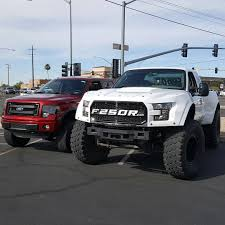 100 Raptors Trucks The F250R Super Mega Are Giant Raptor Lookalikes Without