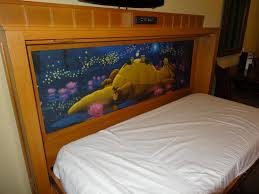 Murphy Beds Orlando by Murphy Bed Folded Down Picture Of Disney U0027s Port Orleans Resort