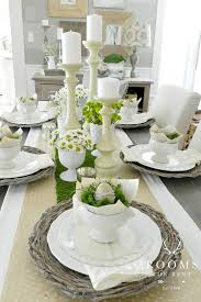 Home Design Unusual Table Decorations Photo Inspirations Easter Centerpieces