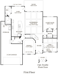 Centex Homes Floor Plans by Worthington New Home Plan Charlotte Nc Pulte Homes New Home