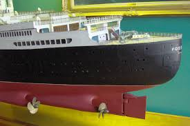 Rms Olympic Sinking U Boat by The Captain U0027s Table May 2011
