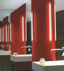 led bad leuchte spiegelleuchte ip 44 länge 88cm 1xled 14 4w