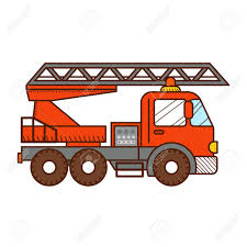 Fire Truck Isolated On White Background. Vector Illustration ... Fire Truck Engine Kids Videos Station Compilation Novelty Lunch Box Learn About Trucks For Children Educational Video By Dump Mixer Road Roller Colors With Kids Large Ride On Toy Ladder W Lights Siren And Rc Cannon Brigade Vehicle Youtube Blippi Songs For Nursery Rhymes Fire Truck Videos Kids Trucks Ride Unboxing Review Youtube And Dodge Ram 3500 In