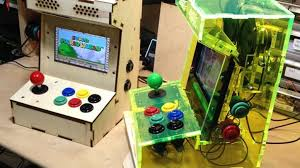 Mame Cabinet Plans Download by Porta Pi Arcade A Diy Mini Arcade Cabinet For Raspberry Pi By