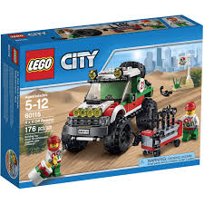 LEGO City Great Vehicles 4 X 4 Off Roader, 60115 - Walmart.com Lego City 3180 Tank Truck I Brick Lego Itructions For 60016 Tanker Youtube City Octan Grand Prix 60025 Includes Car Mini Figs Etc Ideas Product Ideas Dakar Torpedo Female Rally Team Tagged Octan Brickset Set Guide And Database The Worlds Best Photos Of Octan Truck Flickr Hive Mind Speed Build Tank 24899 Pclick Wwwtopsimagescom