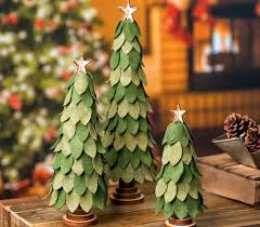 Felt Christmas Tree Ideas Kids Friendly Decorations