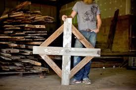 Reclaimed Wood Rustic Sons Of Sawdust Working