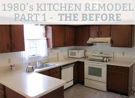 1980s Kitchen Remodel