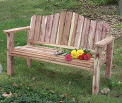 20 Crazy Easy One Day Gardening DIY Projects Rustic Outdoor BenchesDiy