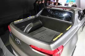 100 Hyundai Truck The Santa Cruz Pickup S Design Has Changed MotorTrend