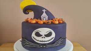 Nightmare Before Christmas Halloween Decorations by Nightmare Before Christmas Halloween Cake Tutorial Youtube