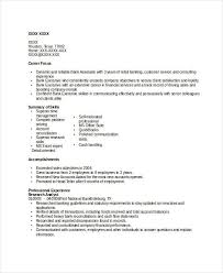 Retails Banking Resume Template Research Analyst Resume3