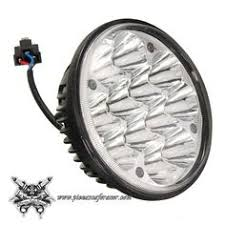 Harley Davidson Light Bulb Cross Reference by H4 70w Cree Leds Headlights Produce 3200lm On Low Beam And 3600lm