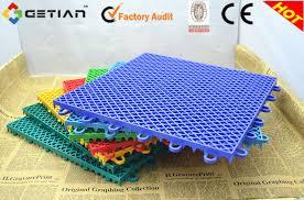 Plastic Floor Matting Perfect On Within 5