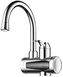 Elektrischer Wasserhahn Durchlauferhitzer Armatur Mischbatterie Elektrische Wasserhahn Led Temperaturanzeige Heizung Wasserhahn Spültischarmatur Mischbatterie Für Küche Und Bad