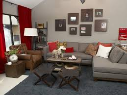 Black And Red Bedroom Ideas by Marvelous Red Gray And Black Living Rooms And New Black Red And