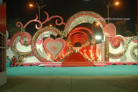 Marriage DecorationWedding Stage Decoration