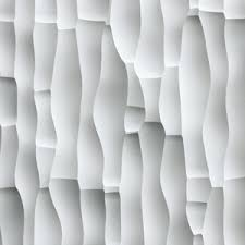 Chic And Creative Textured Wall Panels Charming Design